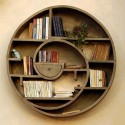 bookshelf design , 9 Cool Bookshelf In Furniture Category