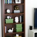 bookshelf living room , 8 Charming Living Room Bookshelf In Interior Design Category