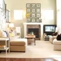 bookshelves in living room , 8 Charming Living Room Bookshelf In Interior Design Category