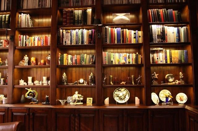 Furniture 9 Hottest Bookshelf Lighting Bookshelves