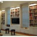 bookshelves living room , 8 Charming Living Room Bookshelf In Interior Design Category