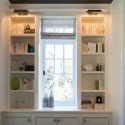 bookshelves with lights , 10 Fabulous Lights For Bookshelves In Furniture Category