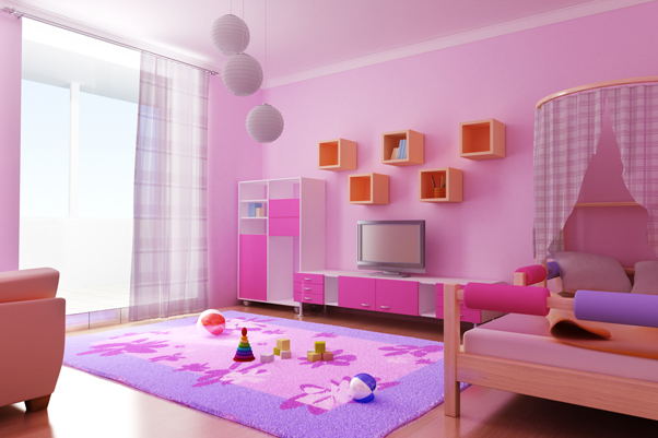 602x401px 10 Good Children Bedroom Decorating Ideas Picture in Bedroom