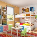 children bedroom ideas , 6 Awesome Childrens Bedrooms In Bedroom Category
