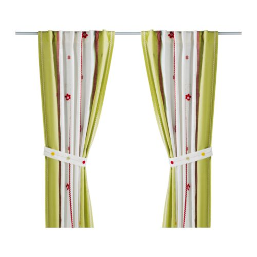 Furniture , 10 Brilliant Ikea Kids Curtains :  childrens curtains ikea