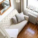 compact furniture for small apartments , 9 Cool Settees For Small Spaces In Interior Design Category