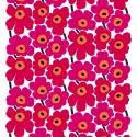 cotton fabric , 9 Stunning Unikko Fabric In Interior Design Category