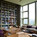 covered bookshelf , 8 Amazing Beautiful Bookshelves In Furniture Category