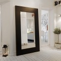 decorating hallway with floor hugging mirror , 9 Best Mirrors For Hallways In Furniture Category