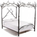 Bedroom , 10 Popular Forest Canopy Bed :  enchanted forest canopy bed