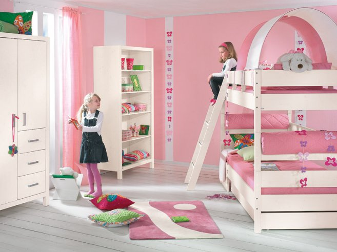 Bedroom , 5 Lovely Ikea Girls Bedroom Furniture :  girls bedroom ideas ikea