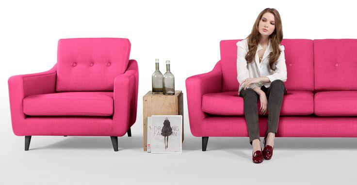 Attractive Furniture , 10 Nice Girly Sofas : Girly Sofa