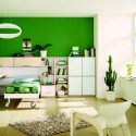 green wall paint for girls bedroom , 9 Charming Paint Ideas For Bedroom Walls In Bedroom Category
