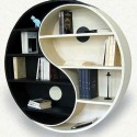 hanging bookshelves , 12 Gorgeous Bookshelves Designs In Furniture Category