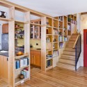 ikea bookcase , 10 Best Staircase Bookshelves In Furniture Category
