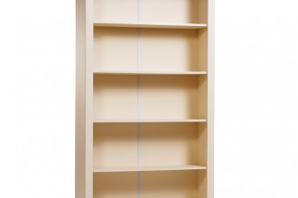700x700px 8 Ultimate Cream Bookshelves Picture in Furniture