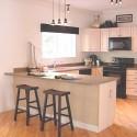 kitchen breakfast counters , 10 Amazing Kitchen Breakfast Bar Designs In Kitchen Category