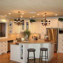 kitchen decorating ideas , 7 Nice Pictures Of Decorated Kitchens In Kitchen Category