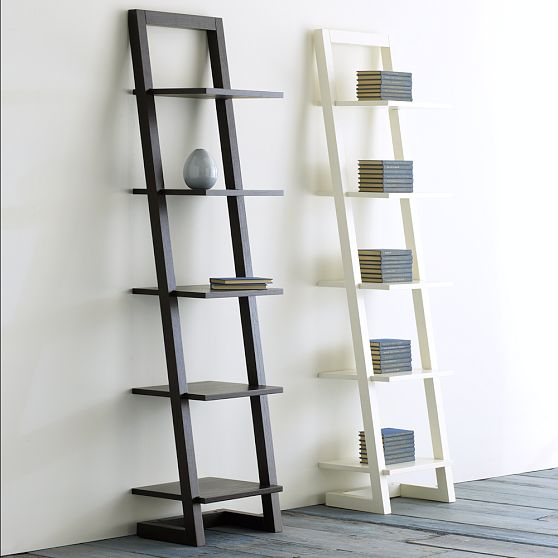 Furniture , 10 Unique Ladder Shelves Ikea :  ladder shelf bookcase ikea
