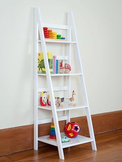 Ladder Shelf White 10 Unique Ladder Shelves Ikea