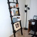 leaning shelves ikea , 8 Hottest Ladder Bookcase Ikea In Furniture Category