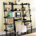 leaning shelves sold at Container Store , 8 Stunning Leaning Shelf Ikea In Furniture Category