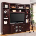 living room furniture , 9 Fabulous Space Saving Bookcases In Furniture Category
