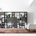 living room partition bookcase , 8 Charming Living Room Bookshelf In Interior Design Category
