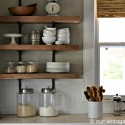 love these shelves , 10 Cool Kitchen Shelves In Kitchen Category