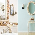 mirror frame , 8 Gorgeous Decorating Mirror Frames In Furniture Category