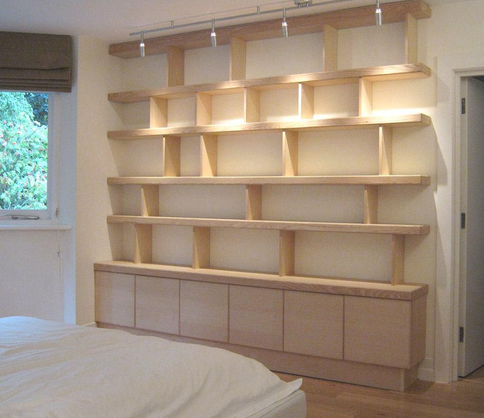 Furniture , 8 Hottest Bedroom Bookshelves : Modern Bedroom Bookshelves And  Cupboards