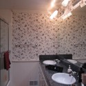 polka dot wallpaper , 9 Unique Wall Paper For Bathrooms In Bathroom Category