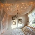 pretty fairy lights bedroom , 9 Outstanding Fairy Lights For Bedroom In Bedroom Category