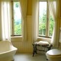 small bathroom ideas , 8 Ideal Small Bathroom Window Curtain Ideas In Bedroom Category
