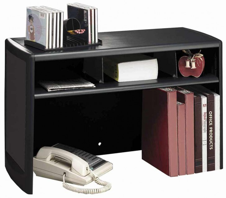 Furniture , 11 Stunning Space Saving Desk Ikea : space saving metal desks in black
