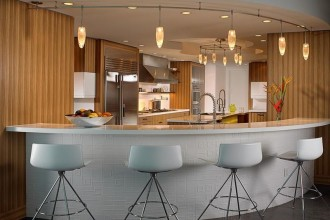 800x600px 8 Awesome Kitchen Breakfast Bar Design Ideas Picture in Kitchen