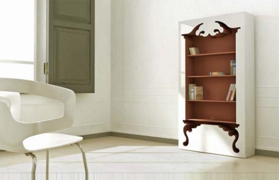 Furniture , 10 Best Unusual bookcases : Unusual Bookcase Design