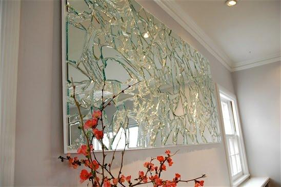 Wall Decor With Mirrors : 9 Lovely Mirror Wall Decor Ideas ...