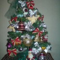 white christmas tree , 8 Charming Stylish Christmas Trees In Others Category