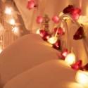 white fairy lights for bedroom , 9 Outstanding Fairy Lights For Bedroom In Bedroom Category