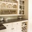 Kitchen , 6 Nice Kitchen accessory ideas : wooden kitchen shelves