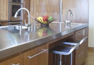 660x990px Cool  Contemporary Butterum Granite Laminate Countertop Image Picture in Kitchen