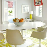 768x768px 8 Popular Saarinen Oval Dining Table Picture in Furniture