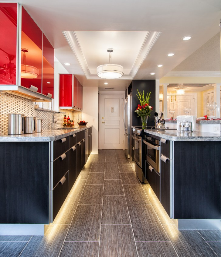 Kitchen , Breathtaking  Contemporary Just For Cabinets Image Ideas : Awesome  Contemporary Just for Cabinets Inspiration