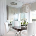 Dining Room , Lovely  Contemporary Modern Kitchen Tables Sets Image Ideas : Awesome  Contemporary Modern Kitchen Tables Sets Inspiration