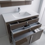 Awesome  Contemporary Sink Consoles for Small Bathrooms Image Ideas , Charming  Contemporary Sink Consoles For Small Bathrooms Photo Inspirations In Bathroom Category