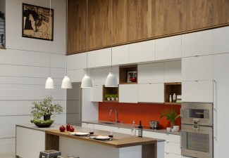 718x990px Cool  Contemporary Unfinished Closet Cabinets Picture Ideas Picture in Kitchen