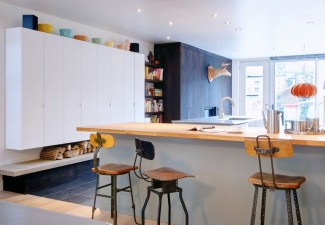 990x626px Stunning  Contemporary White Ikea Cabinets Ideas Picture in Kitchen