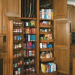 Awesome  Craftsman Small Pantry Cabinets Picture , Lovely  Craftsman Small Pantry Cabinets Image In Kitchen Category