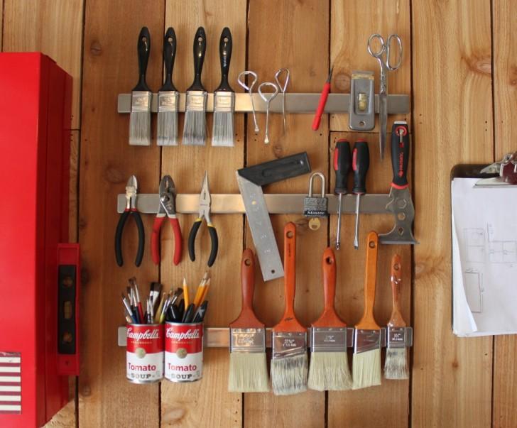 Kitchen , Cool  Modern Knife Magnet Ikea Photo Ideas : Awesome  Eclectic Knife Magnet Ikea Photos